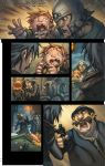 WoW Curse of the Worgen pg 5 by Tonywash