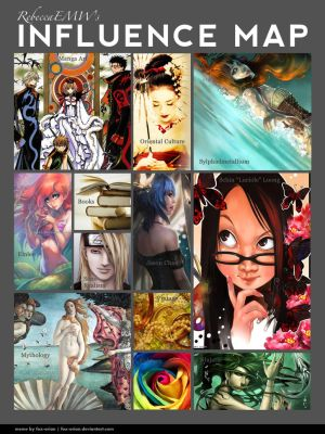 Influence Map - RebeccaEMW