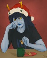 A Very Serket Christmas by Ceriene