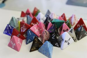 Just some dice by KMKramer44