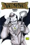 Victorian Riddler sketch cover commission by mdavidct