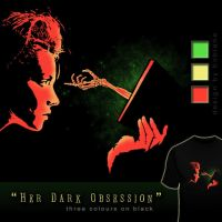 Her Dark Obsession by faustdavenport