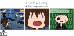 ilikepickles by ThisIsKINGDOMHEARTS