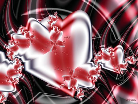 Abstract Love by rocamiadesign