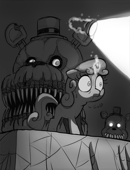 Sweeties Five Nights by Mickeymonster