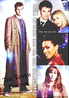 The doctor and his children of time by Unknown-Diva