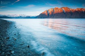 Wanaka Mountains by AL-AMMAR
