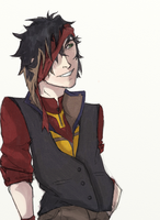 A humanized Wybrent by TheOneWhoLovesToEat