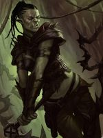 Ranger Orc by lithriel