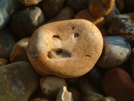 Angry Rock by TERABBS