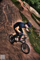 BMX Session HDR VII by xMAXIx