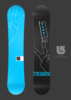Snowboard design 2 by Dane103