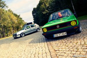 mk3 and mk1 by hiddenlucas