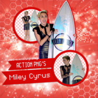 PNG Pack (24) Miley Cyrus by PS-ID