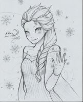 Elsa by PotatoProject14