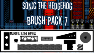 Sonic - MZ - Brush Pack 7 by Klaien