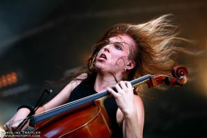 Apocalyptica at Hellfest by CaroFiresoul