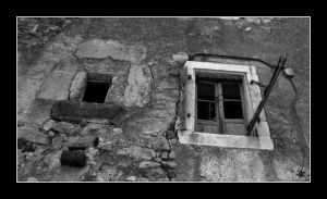 the window by cradeloso