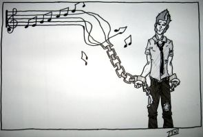 Slave to the Music by Papa-John