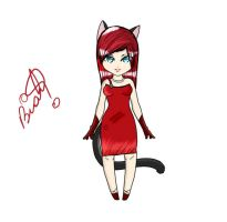 Human/anthro Adoptable ~ 2 -NAME YOUR PRICE- by BiahAdopts
