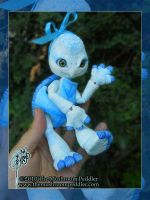 Shelly the Turtle - a bjd by TheMushroomPeddler