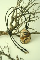 Wirework Pendent 6 by dracontia