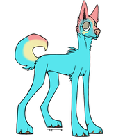 Cheap canine adopt OPEN by Madylyne