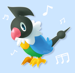 Chatot by Zoiby