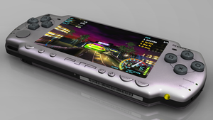 PSP by xQUATROx