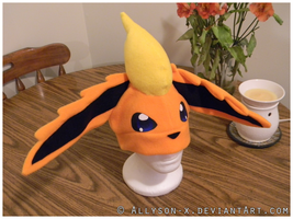 Flareon Hat v2.0 by Allyson-x