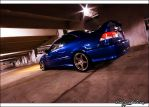 1999 Honda Civic SI 1 by bubzphoto