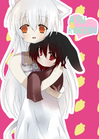 HUG THE BUNNY by bullborgnine