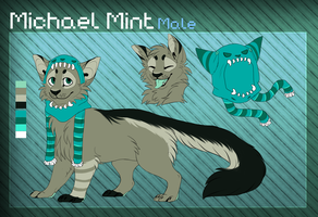 Michael Mint by xDorchester