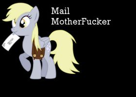 Mail MutherFucker by AbsentParachute