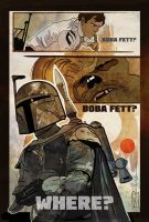 Boba Fett? by CartoonCaveman