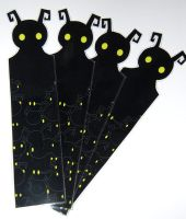 Heartless bookmarks by knil-maloon