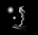 Night Reading by Kudalyn