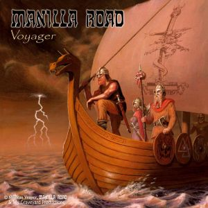 Voyager - Manilla Road cover