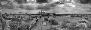 Krakow panorama by crh