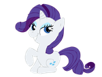 Rarity - First Attempt by NewportMuse