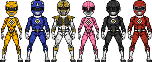 MMPR: The Movie by MicroManED