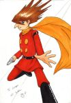 .:Cyborg 009:. Jet for Lamppu by sushizume