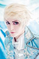 Male Elsa: Let It Go by WiseKumagoro
