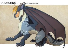 Avean character - Sidereus by Psychoon