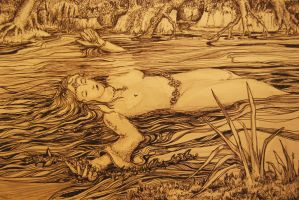 Ophelia Ink 3 by mr-macd