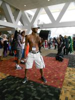 Otakon 2012 - Ice Cold Water Guy Cosplay by Angel1224