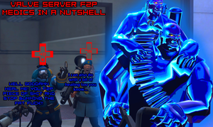 Valve server situations: Medics by Halcoon-145