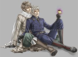 APH_Russia Prussia by xiaoyugaara