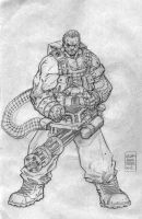 retro CABLE by warpath28