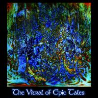 Abstract- Vitral of Epic Tales by Silverhyren